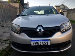Renault sandero completo primeiro que ver leva, barato