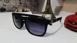 Óculos de sol masculino com proteção UV400