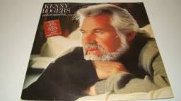 LP Vinil - Kenny Rogers - About Me - 1.983 - 10 músicas