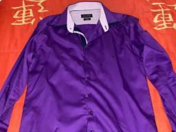 Kit 6 camisas social