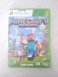 Minecraft Xbox 360 em perfeito estado! :)