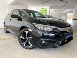 New Civic EX 2017 automático