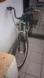 Bicicleta motorizada 80cc toop