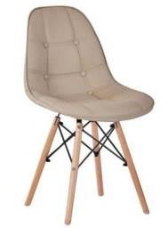 Conjunto 3 cadeiras eames botonê