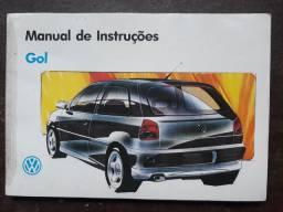 Manual de instruções do Gol GTi