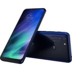 Motorola One Fusion - 128gb - Azul Safira - Novo com nota fiscal