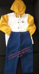 Vendo roupa infantil NOVA