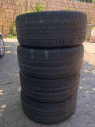 Pneus continental extreme contact 225/45 R17