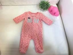 Lotinho macacões Carters e Laleblu para bebê menina RN (lote numero 02)