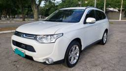 Mitsubishi Outlander 2014 Muito Nova Cvt