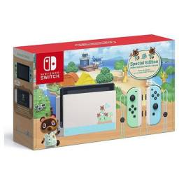 Console Nintendo Switch New Edição Animal Crossing