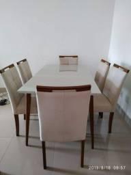 6 belas cadeiras