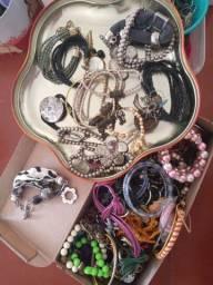Vendo várias pulseiras (bjjus) e aneis