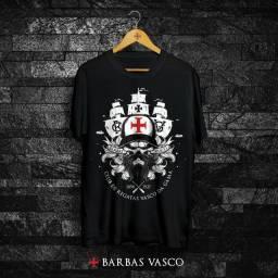 Camiseta Vasco da Gama - Estampa Personalizada
