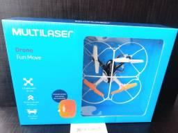 Drone ES254 Controle Remoto Alcance De 30mt - Multilaser