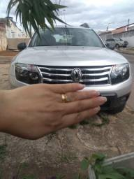 Duster 1.6 expression 4x2 flex manual  2015/2015 conservada