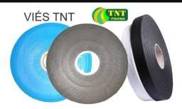 Vendo 45 unidades de Viés TNT 5cm cor preta