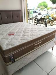 Promoção cama box + colchão prorelax Rubi queen por: 2799,99>