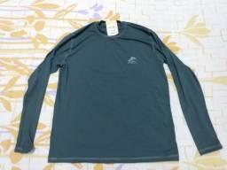 Camisa térmica anti UV, tamanho G