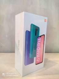 Xiaomi Redmi 9 - Loja Fisica !