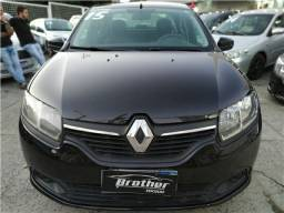 Renault Logan Expression 1.0 16V (flex) 2015