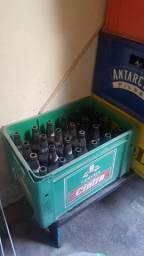 Garrafas de cervejas