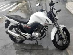 Moto Parcelada/ Fan 160