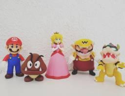 Mario action figures da