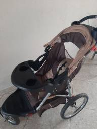 Carrinho de bebê Expedition Baby Trend