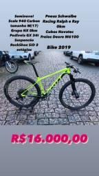 Scott Scale 940 2019 - tamanho 17