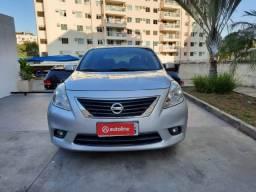 Título do anúncio: Nissan versa 2017 automatico com gnv/45,900 financiado