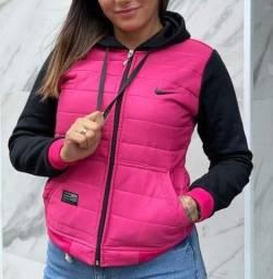 Jaqueta feminina bobojaco pink