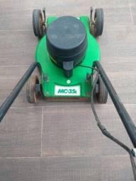 Máquina elétrica de cortar grama trap MC35L