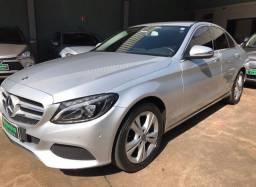 Título do anúncio: Mercedes-Benz C-180 2018