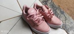 Tênis Adidas Rosa semi novo