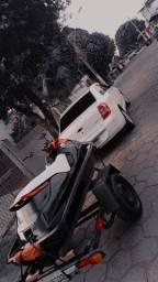 Título do anúncio: Vendo jetsky 750cc 2T  ou troco por moto
