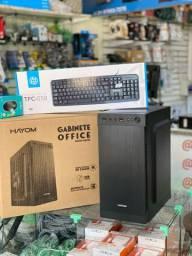 Computadores Novos - Intel Core i3 4GB SSD120