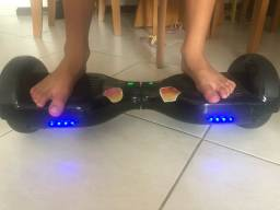 Hoverboard Bluetooth Led
