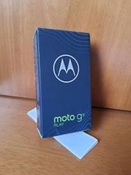 """Moto G9 Play 64GB/4Gb, Tela 6.5"""" na Caixa Lacrada (Não sou de BH)"""