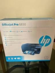 Impressora HP Officejet Pro 6830 Usada