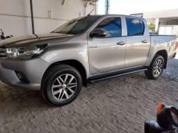Toyota Hilux 2017 diesel 4x4 Mec.
