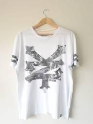 camiseta manga curta zoo york that's ny