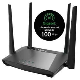 Roteador Intelbras Action RG 1200 com portas Gigabit R$401,50