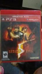 Jogo ps3 Resident Evil