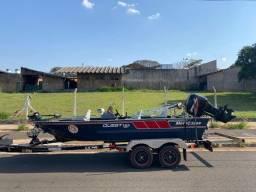 Barco De Pesca Metalglass