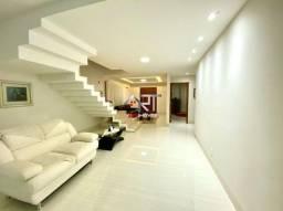 RB - Alto Luxo!! Casa com fino acabamento, 05 quartos com 3 suítes + closet