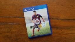 FIFA 15 - Jogo PS4 - Mídia Física