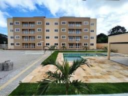 Barra Nova - Apartamento com 2 quartos e 2 banheiros