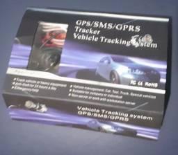 Rastreador GPS veicular com bloqueador