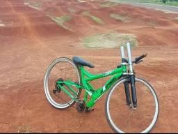 Título do anúncio: Bicicleta aro 26 rebaixada R$700
